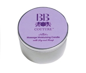Get 50% of on all BB Couture's natural Skin care Candles.