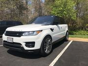 2016 Land Rover Range Rover Sport Dynamic