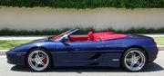 1996 Ferrari 355 17800 miles
